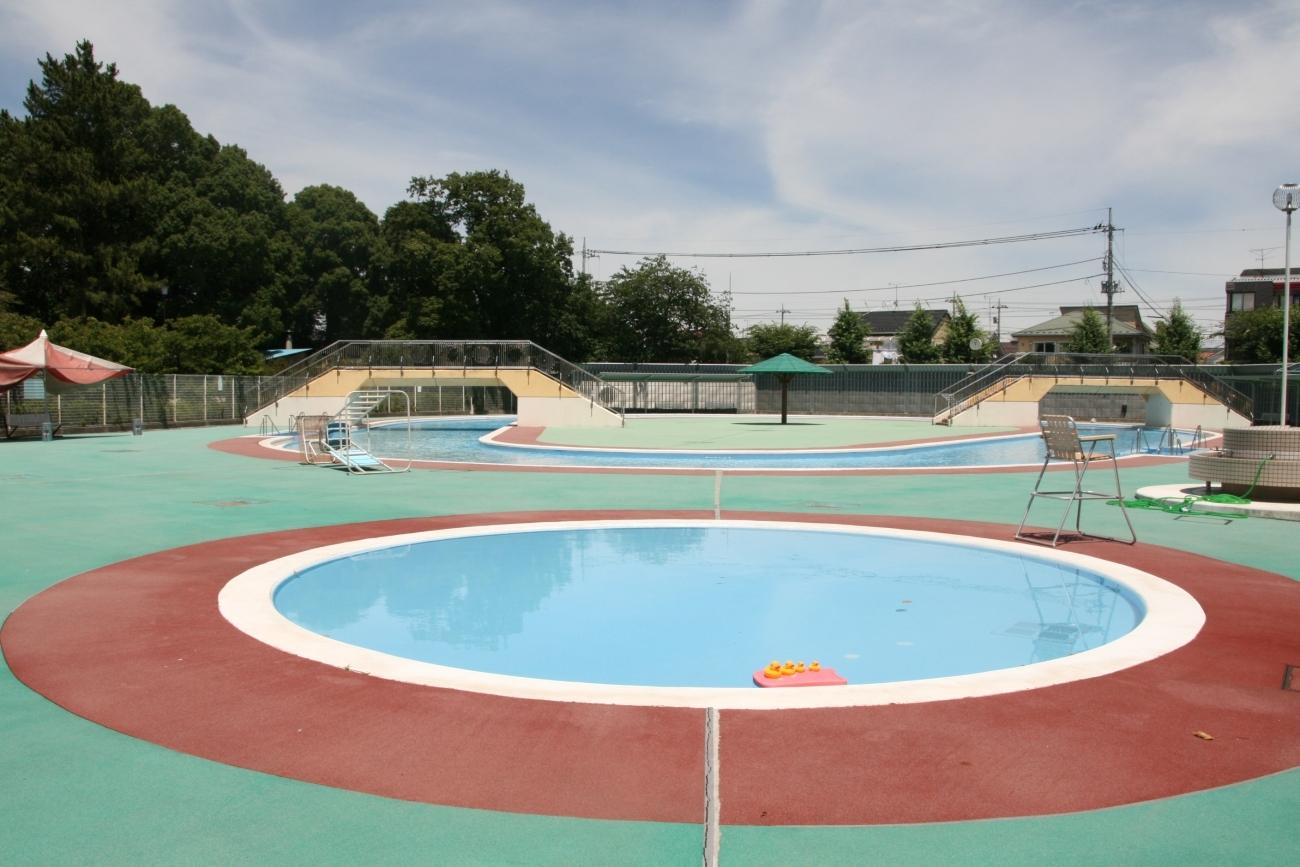 わかくさ公園プール