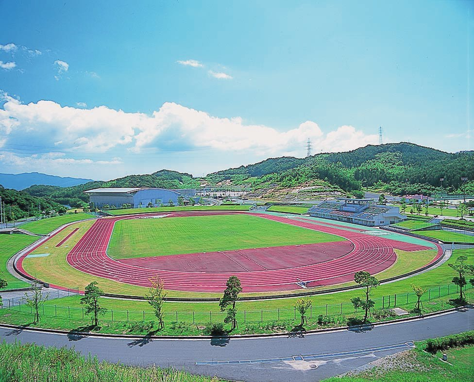 川内市総合運動公園陸上競技 ...