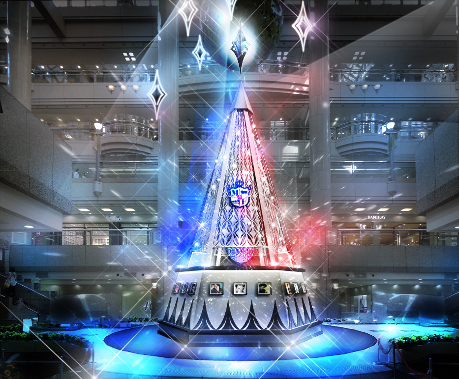 「福山☆冬の大感謝祭」とコラボしたクリスマスイベント