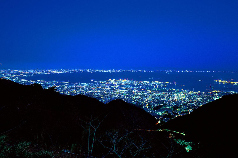六甲山ドライブの途中に立ち寄りたい