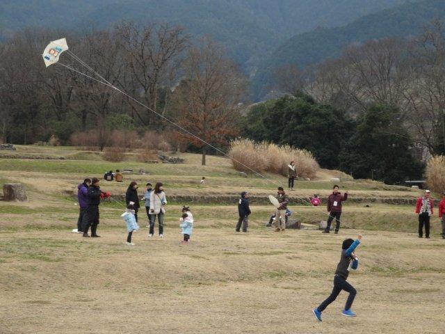 第6回凧揚げ大会