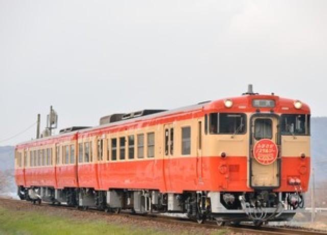レトロな列車「ノスタルジー」