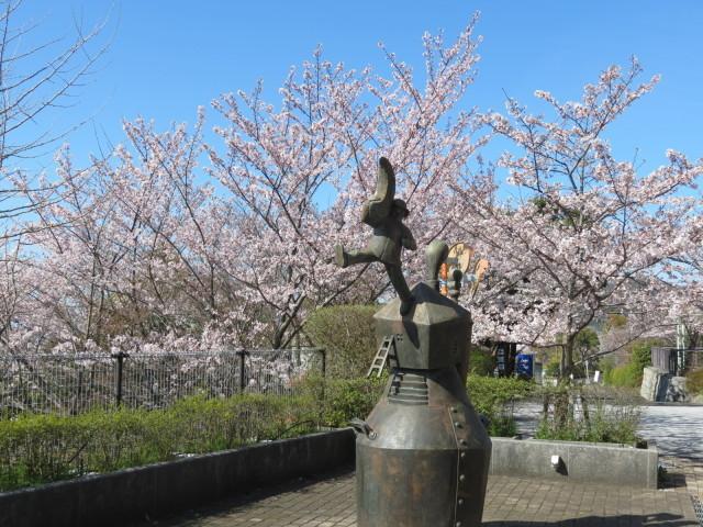 神戸市水の科学博物館 さくらフェア