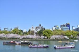 水都大阪川開き2017はちけんやお花見フェスタ