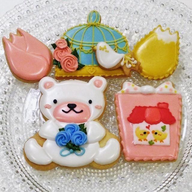 かわいいおいしい 春のアイシングクッキー教室(愛知県・講演会・トークショー)のイベント情報|ウォーカープラス