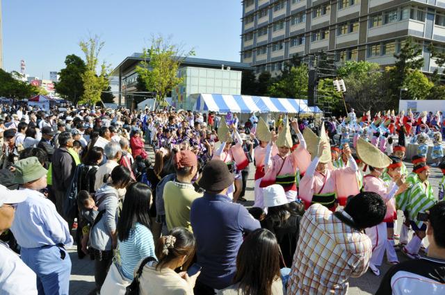 四国の祭り2017