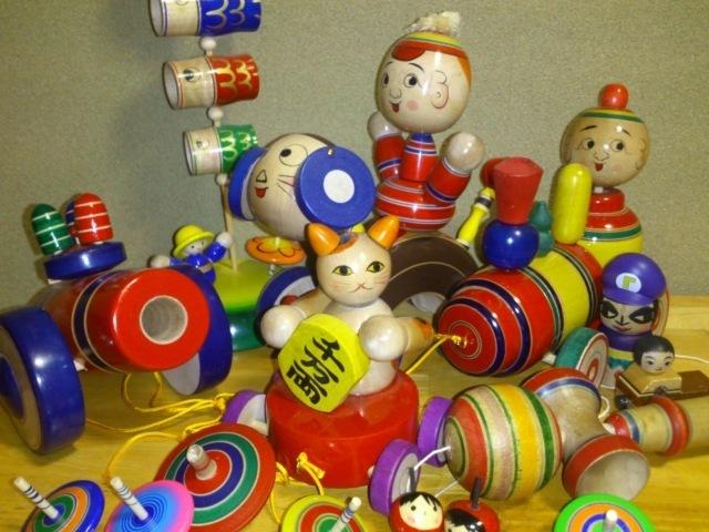 木地玩具展「グッド!ウッド!おもちゃワールド!」