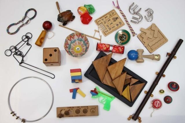 ゴールデンウィークは大凧会館で色んなおもちゃで遊んじゃおう!!