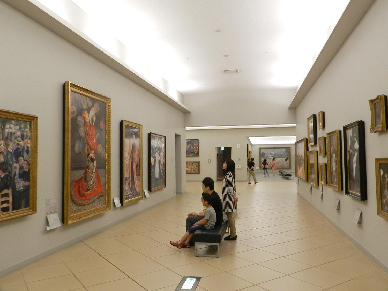 「ゴールデンウィークを美術館で過ごそう」