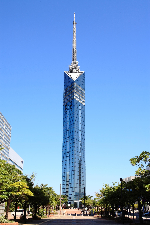 福岡タワーのスポット ... : 地図 画像 無料 : 無料