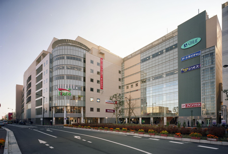 ファッションビル・商業施設●埼玉県熊谷市