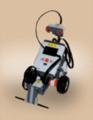 県立山口博物館「ロボット教室」