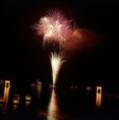 芦ノ湖夏まつりウィーク 鳥居焼まつり花火大会