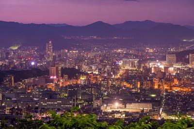 黄金山の夜景 広島県 の情報 ウォーカープラス