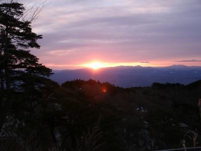 日の出 奈良