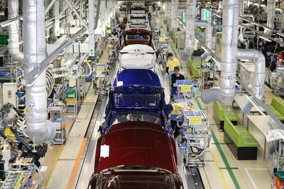 工場 トヨタ
