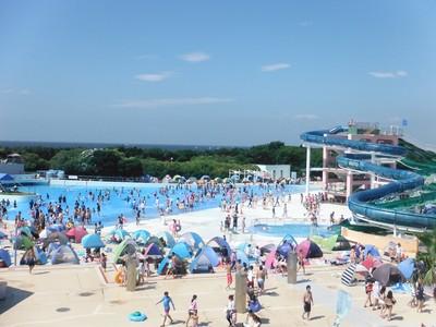海浜 公園 稲毛